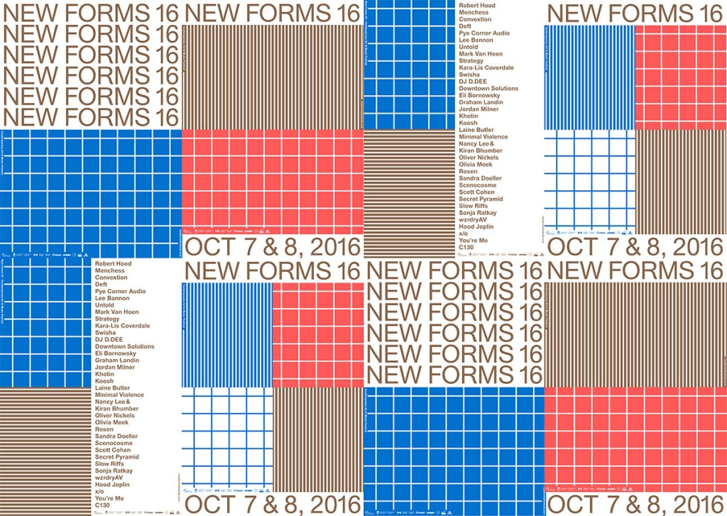 New Forms Festival